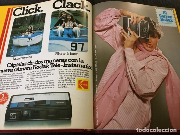 Cámara de fotos: Tomo-Libro-catalogo-revistas Fotografia años 70 ,recopilacion de revistas y cálogos de fotografia - Foto 14 - 169025118