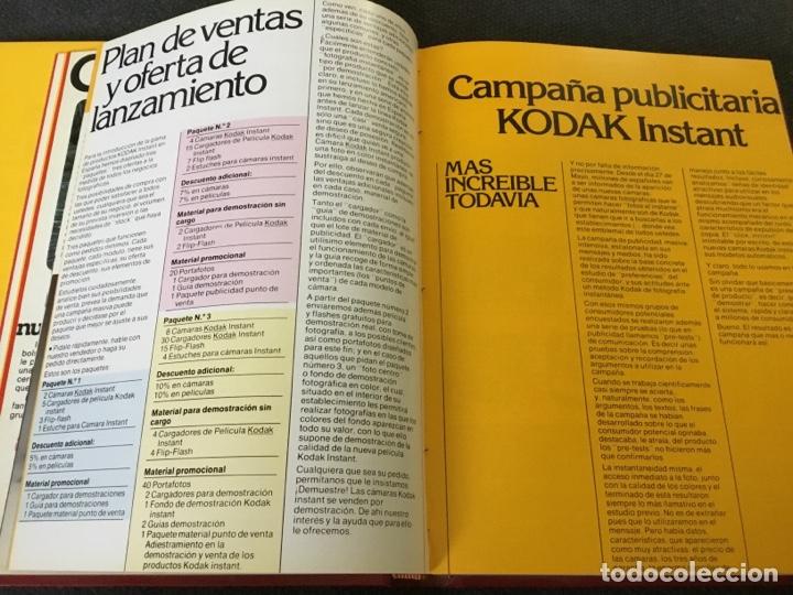 Cámara de fotos: Tomo-Libro-catalogo-revistas Fotografia años 70 ,recopilacion de revistas y cálogos de fotografia - Foto 15 - 169025118