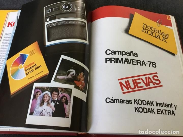 Cámara de fotos: Tomo-Libro-catalogo-revistas Fotografia años 70 ,recopilacion de revistas y cálogos de fotografia - Foto 16 - 169025118