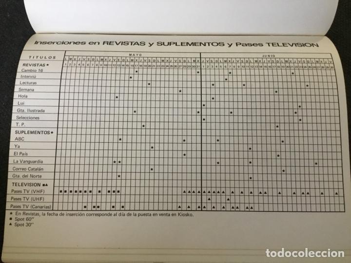 Cámara de fotos: Tomo-Libro-catalogo-revistas Fotografia años 70 ,recopilacion de revistas y cálogos de fotografia - Foto 17 - 169025118