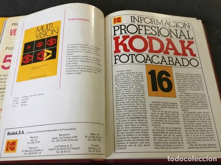 Cámara de fotos: Tomo-Libro-catalogo-revistas Fotografia años 70 ,recopilacion de revistas y cálogos de fotografia - Foto 18 - 169025118