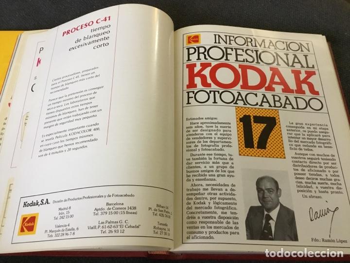 Cámara de fotos: Tomo-Libro-catalogo-revistas Fotografia años 70 ,recopilacion de revistas y cálogos de fotografia - Foto 19 - 169025118