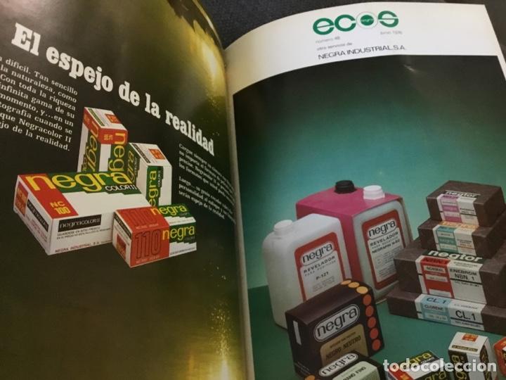 Cámara de fotos: Tomo-Libro-catalogo-revistas Fotografia años 70 ,recopilacion de revistas y cálogos de fotografia - Foto 20 - 169025118