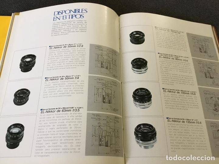 Cámara de fotos: Tomo-Libro-catalogo-revistas Fotografia años 70 ,recopilacion de revistas y cálogos de fotografia - Foto 23 - 169025118