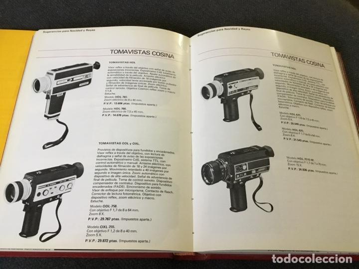 Cámara de fotos: Tomo-Libro-catalogo-revistas Fotografia años 70 ,recopilacion de revistas y cálogos de fotografia - Foto 26 - 169025118