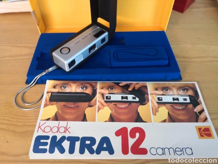 KODAK EKTRA 12 (Cámaras Fotográficas - Otras)