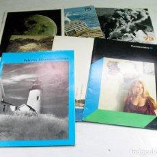 Cámara de fotos: KODAK. 7 NUMEROS. FOTOMECANICA AÑOS 1973, 1975, 1979, 1982, 1981, 1984 + PELICULAS INFRARROJAS.. Lote 169204888