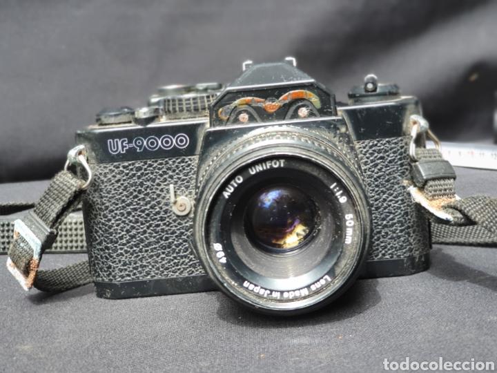 Cámara de fotos: Lote 4 cámaras a cuerda y varios. Kodak, UF-9000, Agfa optima 335 y videocamara - Foto 6 - 169667170