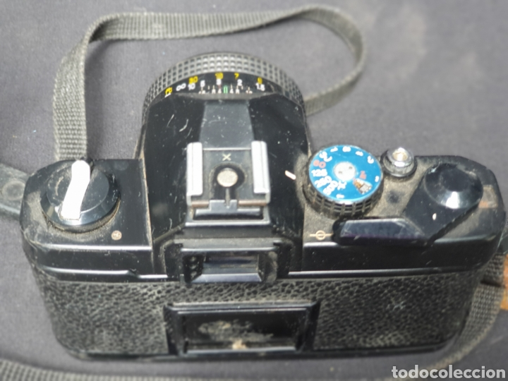 Cámara de fotos: Lote 4 cámaras a cuerda y varios. Kodak, UF-9000, Agfa optima 335 y videocamara - Foto 8 - 169667170