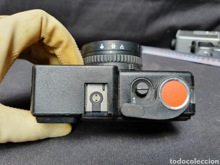 Cámara de fotos: Lote 4 cámaras a cuerda y varios. Kodak, UF-9000, Agfa optima 335 y videocamara - Foto 12 - 169667170