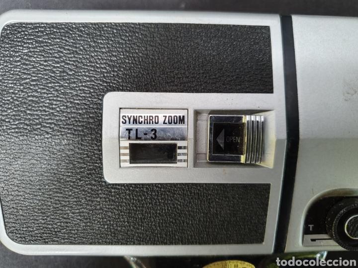 Cámara de fotos: Lote 4 cámaras a cuerda y varios. Kodak, UF-9000, Agfa optima 335 y videocamara - Foto 15 - 169667170