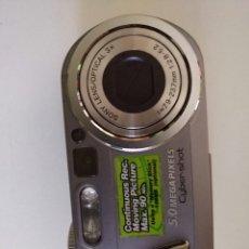 Cámara de fotos: CAMARA DE FOTOS DIGITAL SONY DE 5.0 MEGA PIXELS. Lote 170118292
