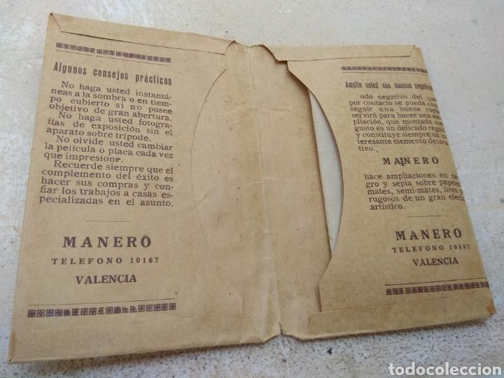 Cámara de fotos: Portafotos Publicitario Casa Manero - Artículos Fotográficos - Plaza Porchets 7 Valencia - - Foto 3 - 170216930