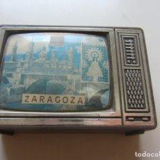 Cámara de fotos: VISOR DIAPOSITIVAS COMERCIAL GF ZARAGOZA TELEVISOR CS180. Lote 170336280