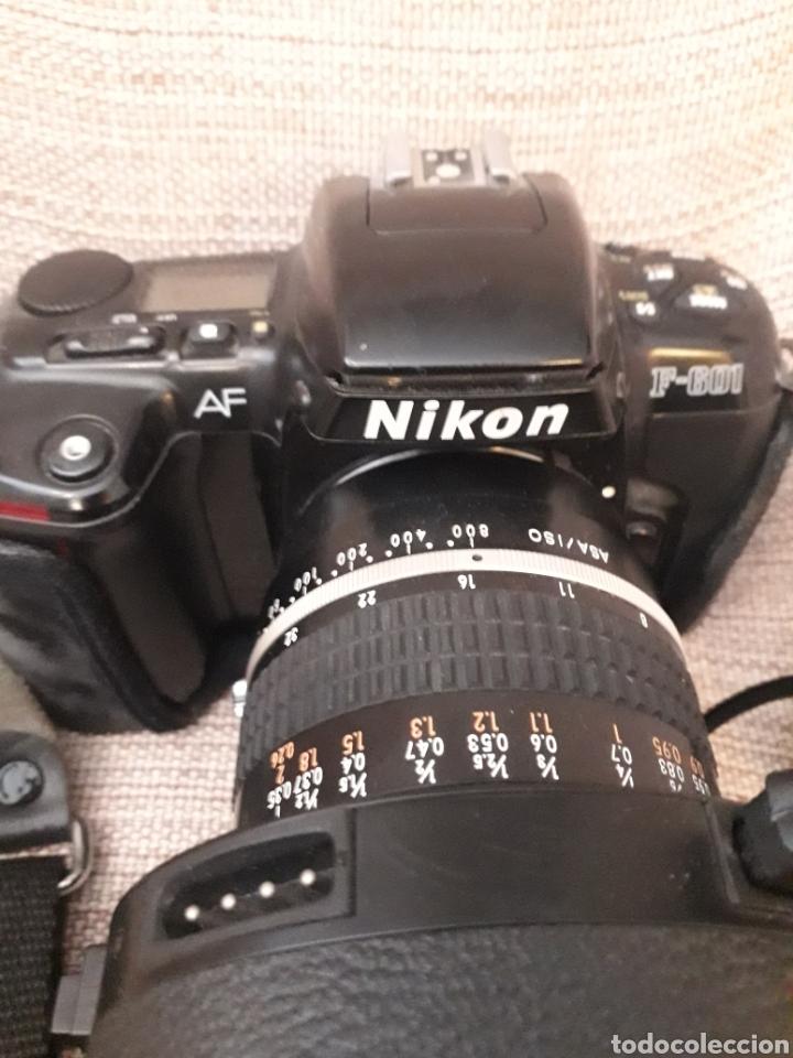 Cámara de fotos: Cámara Nikon AF F-601 - Foto 3 - 170870973