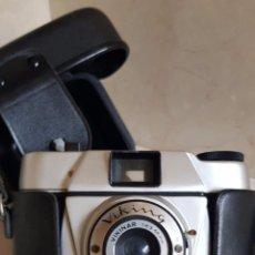 Cámara de fotos: ANTIGUA CAMARA DE FOTOS CON FUNDA . Lote 170874485