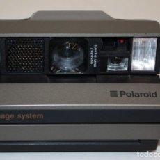 Cámara de fotos: POLAROID - IMAGE SYSTEM - CON ESTUCHE Y MANUAL.. Lote 171163747