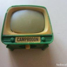 Cámara de fotos: TELEVISION VISOR DIAPOSITIVAS CAMPRODON TELE JUGUETE AÑOS 70 S182. Lote 172381517
