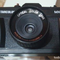 Cámara de fotos: CÁMARA FOTOS STARCOLOR MX-II - CON FUNDA. Lote 172456102