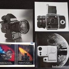 Cámara de fotos: CÁMARAS HASSELBLAD 201F, 553 ELD, 500 EL · NASA. 5 FOTOGRAFÍAS. Lote 172829605