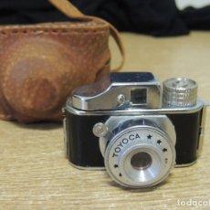Fotocamere: CAMARA ESPIA TOYOCA CON FUNDA. Lote 172903133