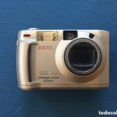 Cámara de fotos: CÁMARA DE FOTOS MINOLTA 2330 ZOOM. Lote 173059398