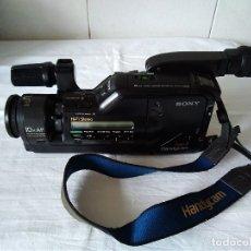 Cámara de fotos: 2-VIDEOCAMARA SONI CCD-F555-E, SIN COMPROBAR. Lote 173061534
