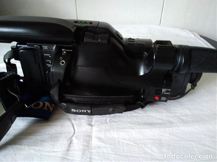 Cámara de fotos: 2-VIDEOCAMARA SONI CCD-F555-E, sin comprobar - Foto 5 - 173061534