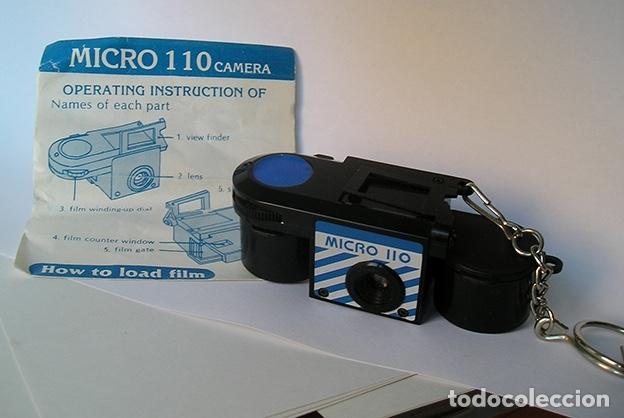Cámara de fotos: Micro 110, cámara analógica miniatura - Foto 2 - 173592507