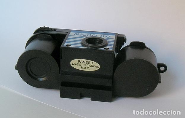 Cámara de fotos: Micro 110, cámara analógica miniatura - Foto 4 - 173592507