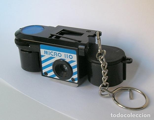 Cámara de fotos: Micro 110, cámara analógica miniatura - Foto 5 - 173592507