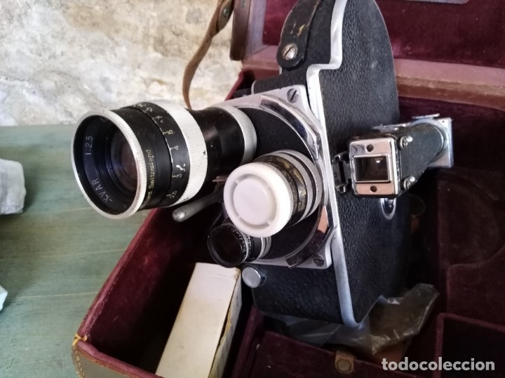 Cámara de fotos: Tomavistas Paillard Bolex (Leer descripción) - Foto 4 - 173811728