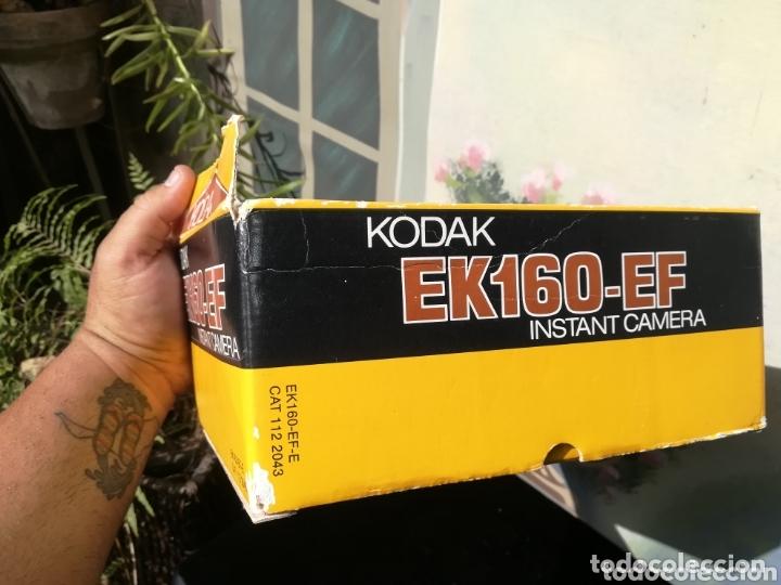 Cámara de fotos: Cámara instantánea Kodak EK 160-EF - Foto 8 - 173911043
