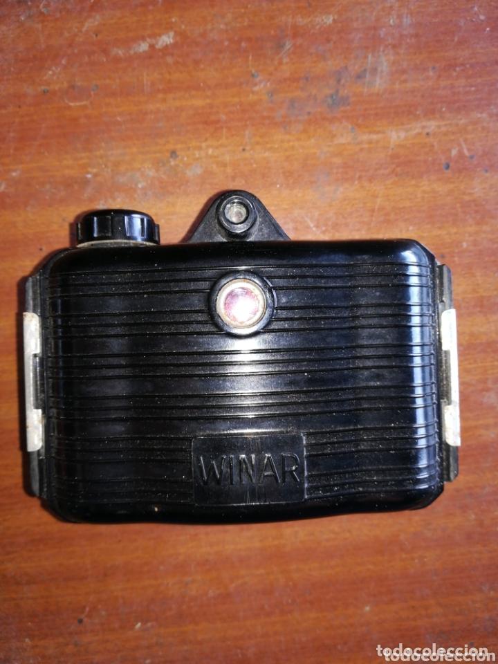 Cámara de fotos: Cámara antigua winar - Foto 3 - 173954207
