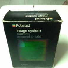 Cámara de fotos: POLAROID ONYX EN SU CAJA ORIGINAL. Lote 174036127