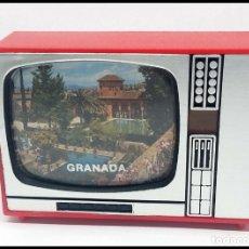 Cámara de fotos: VISOR DIAPOSITIVAS TELEVISOR AÑOS 60 70 80 GRANADA. Lote 175104209