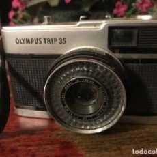 Cámara de fotos: CÁMARA DE FOTOGRAFIAR OLYMPUS TRIP 35. Lote 175235470