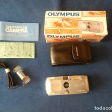 Cámara de fotos: ANTIGUA CAMARA OLYMPUS I-10 ADVANCED, SIN ESTRENAR.. Lote 175503485