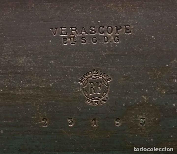 Cámara de fotos: CAMARA VERASCOPE c1930 - Foto 7 - 175562668