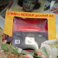 Cámara de fotos: KODAK POCKET A1. Lote 175576850