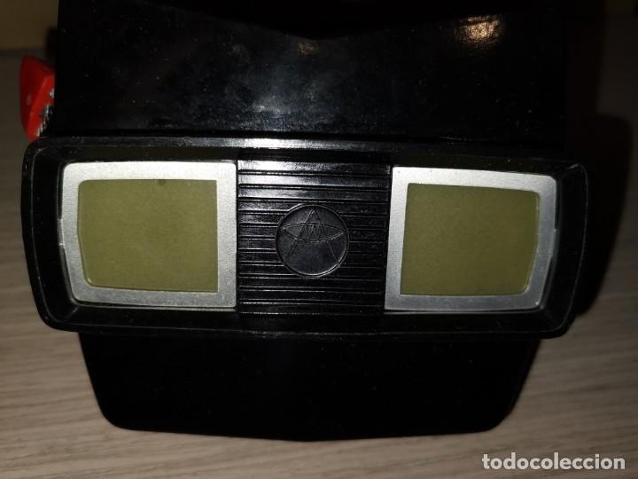 VISOR TRIDIMENSIONAL VIEW MASTER MODELO E (Cámaras Fotográficas - Visores Estereoscópicos)