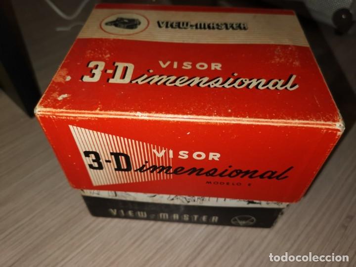 Cámara de fotos: Visor tridimensional View Master modelo E - Foto 2 - 176137480