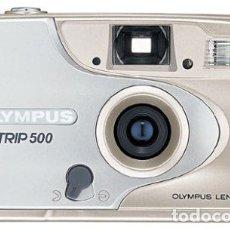 Cámara de fotos: OLYMPUS TRIP 500 CÁMARA DE PELÍCULA DE 35 MM. Lote 176155190
