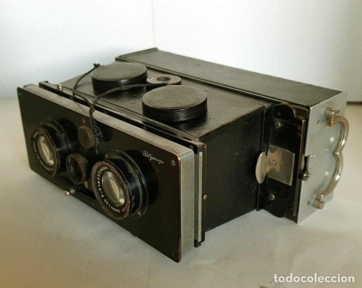 Cámara de fotos: CAMARA POLYSCOP ESTEREOSCOPICA - Foto 4 - 176187488