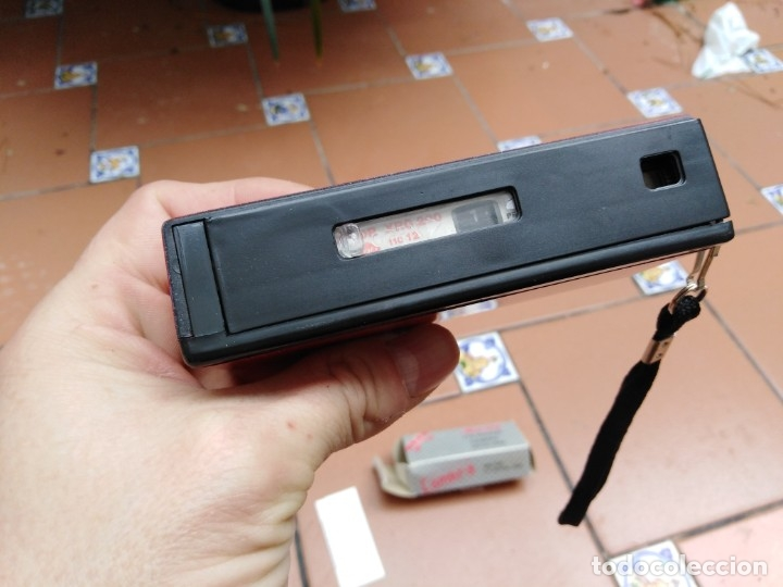 Cámara de fotos: camara maxim 110 pocket - f:11 optical lens - Foto 3 - 176196909