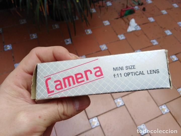Cámara de fotos: camara maxim 110 pocket - f:11 optical lens - Foto 8 - 176196909
