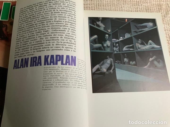 Cámara de fotos: ZOOM Nº 6 : REVISTA DE LA IMAGEN , AÑOS 70 - PORTAFOLIO: ALAN IRA KAPLAN - Foto 2 - 176198532