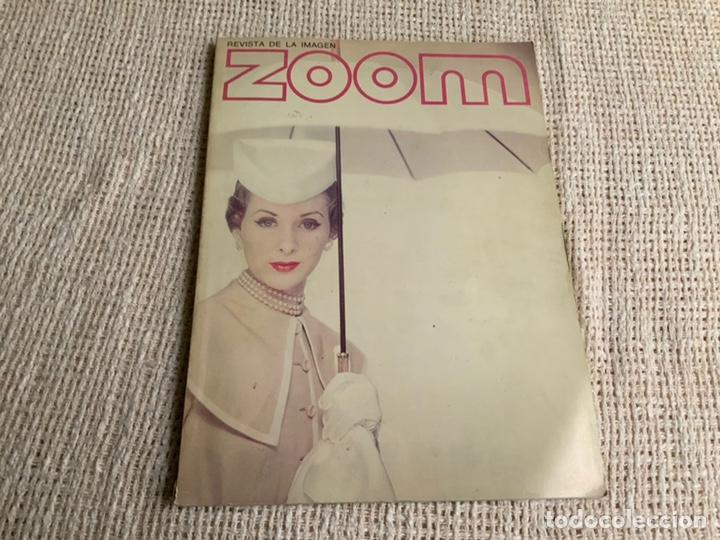 ZOOM Nº 6 : REVISTA DE LA IMAGEN , AÑOS 70 - PORTAFOLIO: ALAN IRA KAPLAN (Cámaras Fotográficas - Catálogos, Manuales y Publicidad)