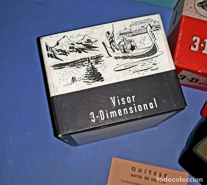 Cámara de fotos: VISOR VIEW-MASTER 3D DIMENSIONAL MODELO E EN MUY BUEN ESTADO VER FOTOS Y DESCRIPCION - Foto 4 - 176273144