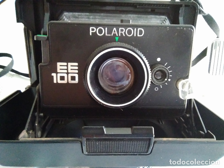 Cámara de fotos: 3-CAMARA FOTOS INSTANTANEA POLAROID EE 100, sin comprobar - Foto 4 - 176303775